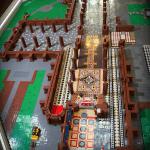LEGO plinth