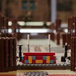 LEGO altar