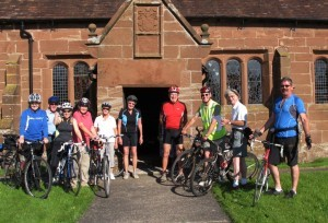 St Peters Church Hargrave cycle 3