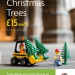 lego christmas trees