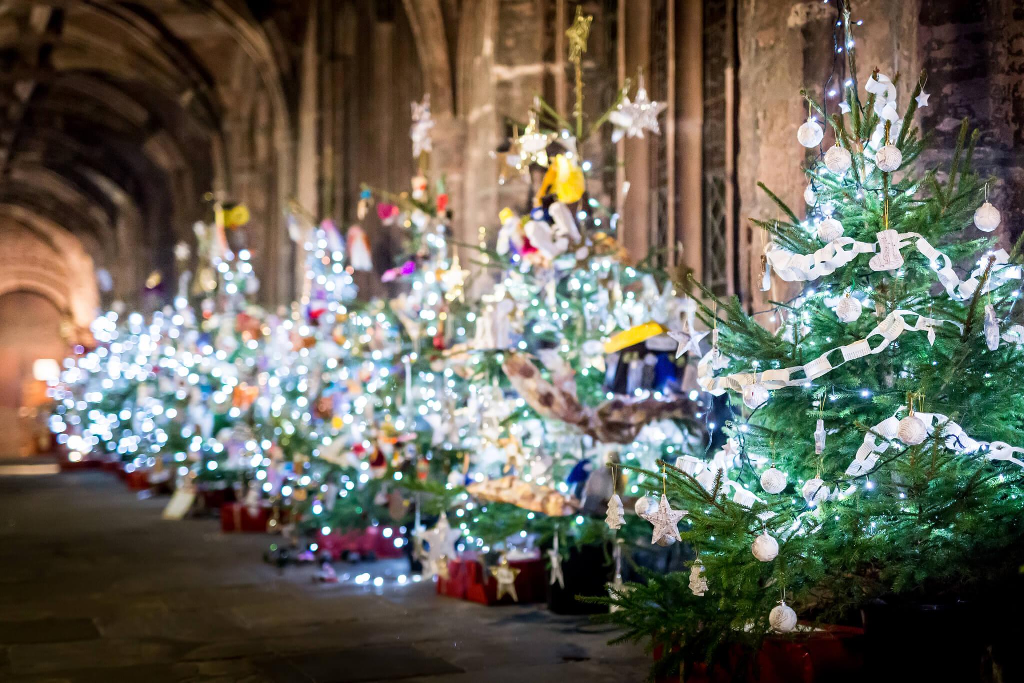 christmas tree festival st edburg's