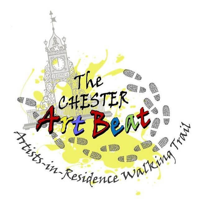 Chester Art Beat logo