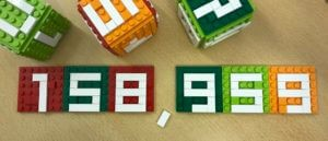 November LEGO count, 158,959