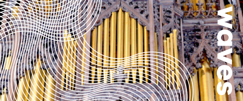 Image - waves organ recital