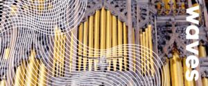Image - waves organ recital