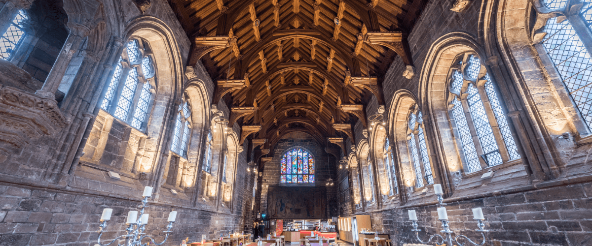 More about: The Refectory
