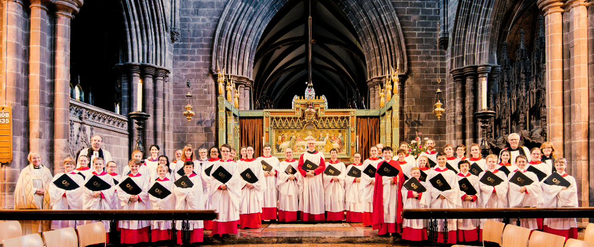 Join the Cathedral Choir