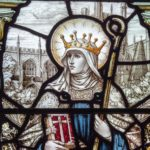 Stained Glass – St Werburgh