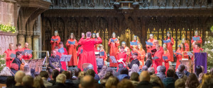 Image showing Christmas Carols at Chester Cathedral